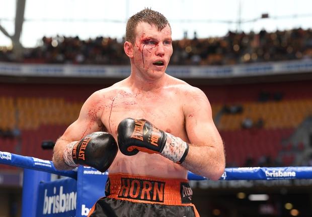 Horn stuns Pacquiao to win WBO welterweight