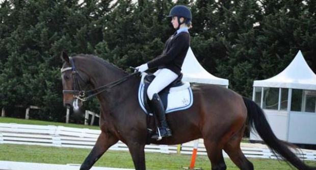 Ivanhoe Grammar School No Horsing Around For Equestrian