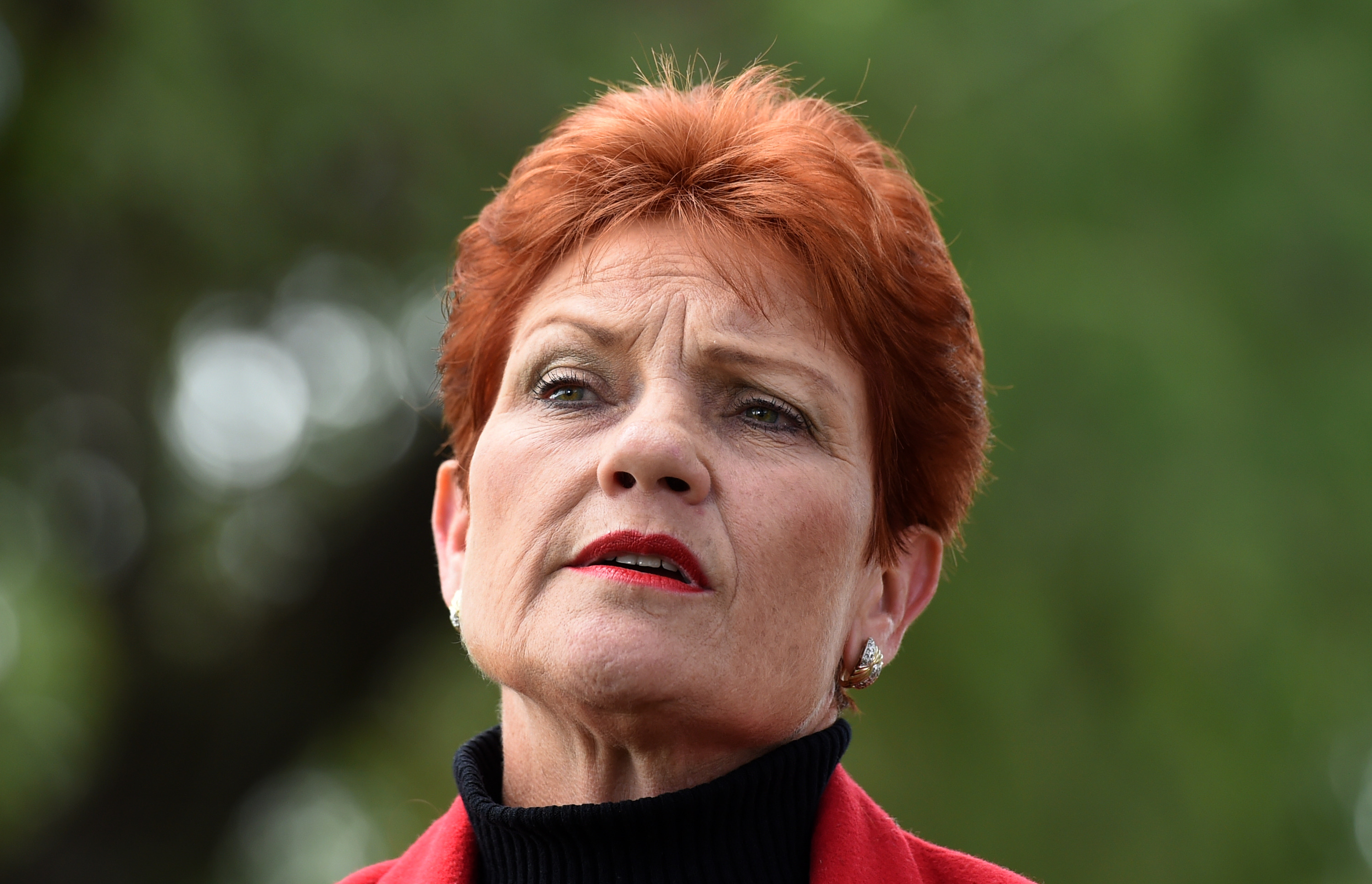 Education chief slams Hanson autism remark