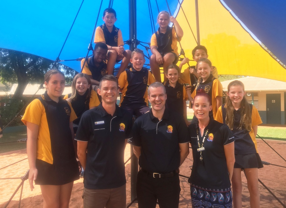 Top End Crusader Cleary Putting Education On The Map