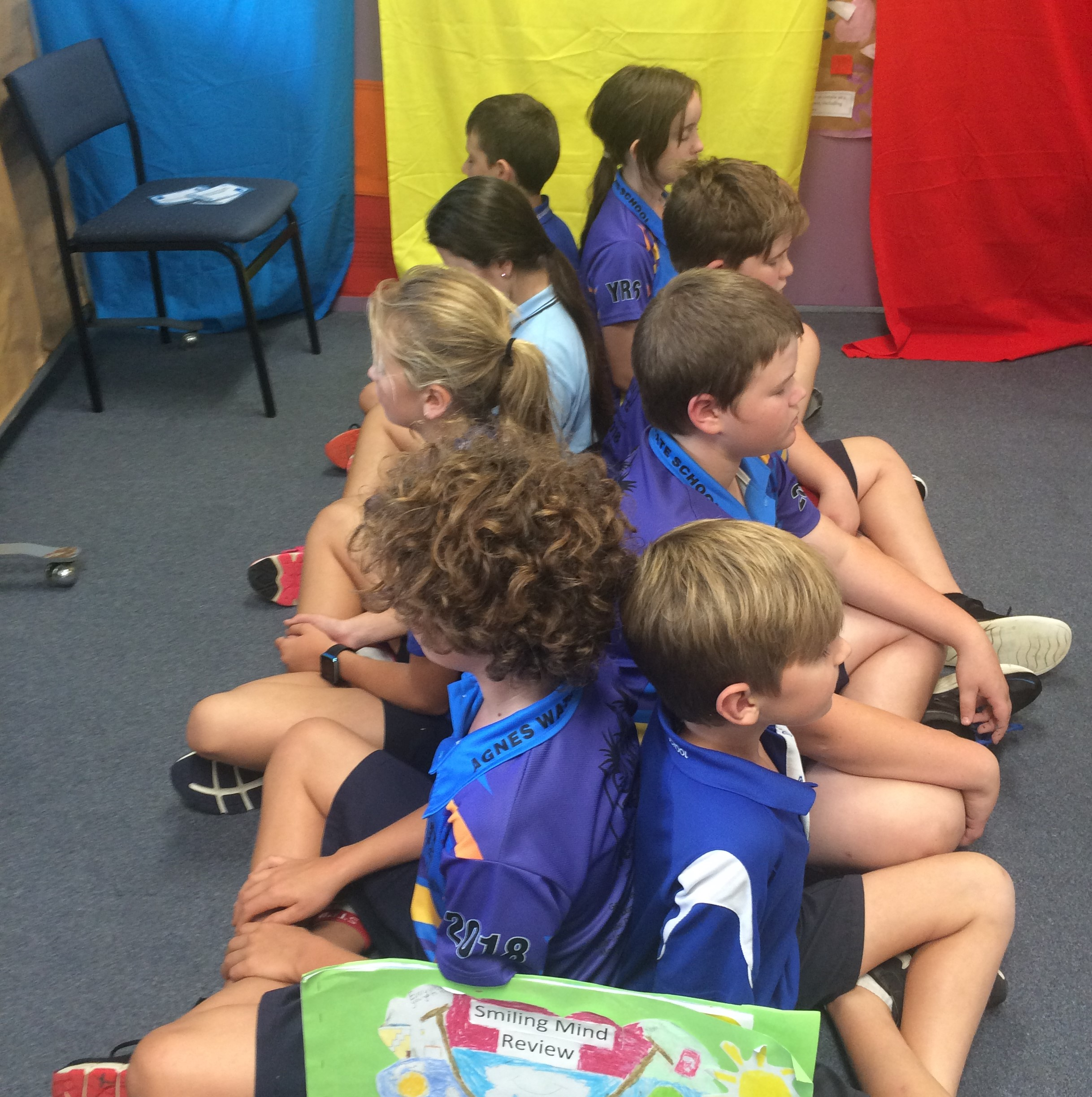 Mindfulness A Must-have Mantra At Qld School