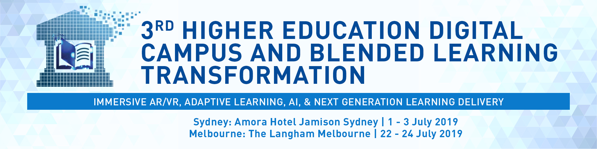 Clariden Global - 3rd Higher Education Digital Campus and Blended